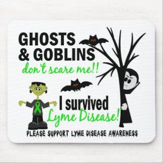 Halloween 1 Lyme Disease Survivor Mouse Pads
