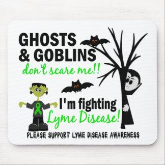 Halloween 1 Lyme Disease Warrior Mousepad