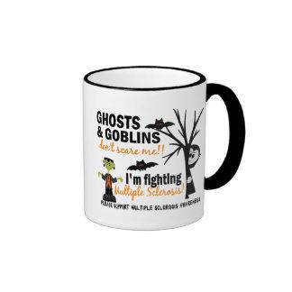 Halloween 1 Multiple Sclerosis Warrior Mugs