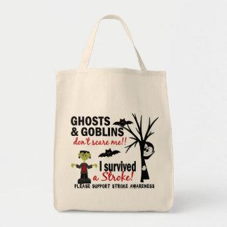 Halloween 1 Stroke Survivor Bags