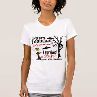 Halloween 1 Stroke Survivor Shirt