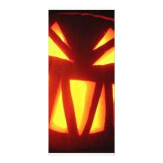 Halloween-2004-Jack-o-Lantern Custom Rack Cards