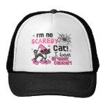 Halloween 2 Breast Cancer Survivor Cap