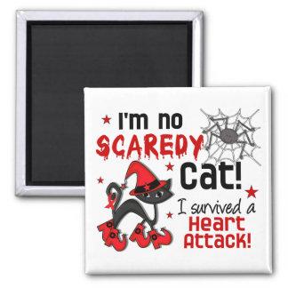 Halloween 2 Heart Attack Survivor Magnet
