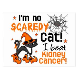 Halloween 2 Kidney Cancer Survivor Postcard