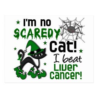 Halloween 2 Liver Cancer Survivor Post Cards