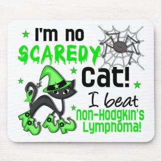Halloween 2 Non-Hodgkin s Lymphoma Survivor Mouse Pad