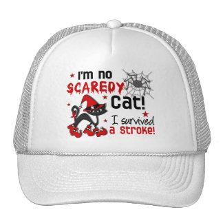 Halloween 2 Stroke Survivor Mesh Hat