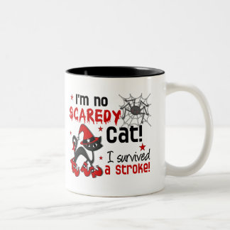 Halloween 2 Stroke Survivor Coffee Mug