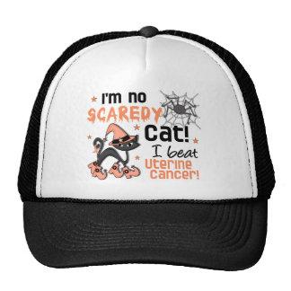 Halloween 2 Uterine Cancer Survivor Mesh Hats