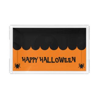 Halloween Acrylic Tray