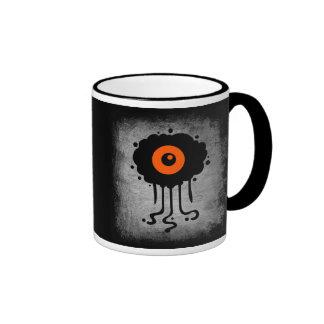 Halloween Alien Cyclops Beverage Mug