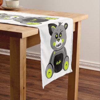 Halloween Angry G Bear Table Runner