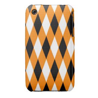 Halloween Argyle Case Case-Mate iPhone 3 Cases