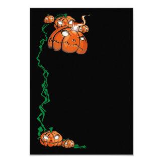 Halloween Art Card