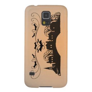 Halloween Art Galaxy S5 Case