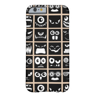 Halloween Avatars - Black Barely There iPhone 6 Case
