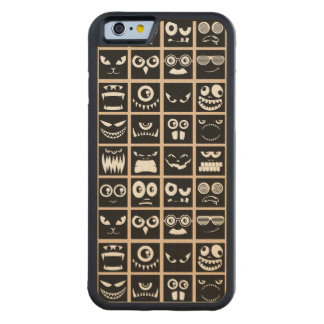 Halloween Avatars - Black Maple iPhone 6 Bumper