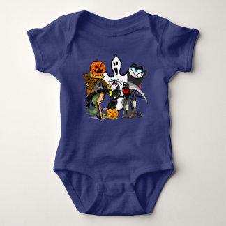 Halloween Baby Jersey Bodysuit