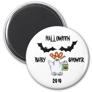HALLOWEEN BABY SHOWER MAGNET