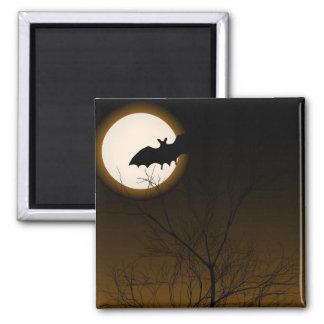 Halloween Background Magnet