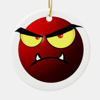 Halloween Ball Christmas Ornament