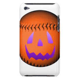 Halloween Baseball Barely There iPod Cover