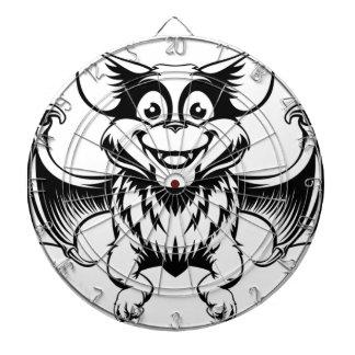 Halloween Bat Dartboard