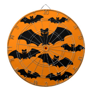 Halloween Bat Dartboards