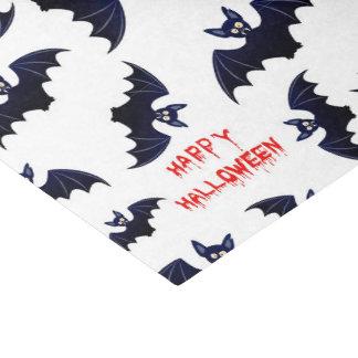 """Halloween bat pattern tissue paper 10"""" x 15"""" tissue paper"""