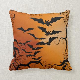 Halloween Bats Cushion