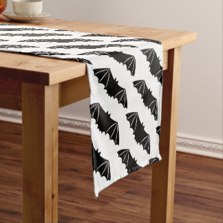 Halloween Bats Medium Table Runner