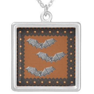 Halloween Bats Necklace