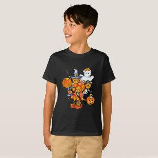 Halloween Bears Trick-Or -Treat Gang T-Shirt