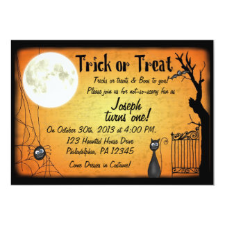 Adult Halloween Invitations Announcements Zazzlecouk - Halloween birthday invitations uk