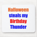 Halloween Birthday Thunder