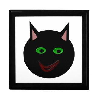 Halloween Black Cat Gift Box