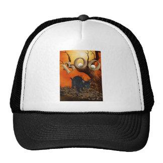 Halloween Black Cat Hats