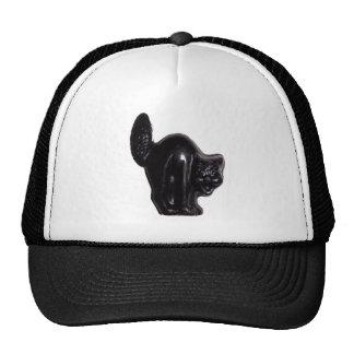 Halloween Black Cat Trucker Hats