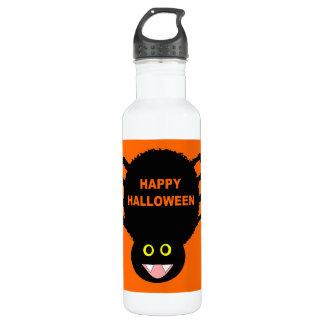 Halloween Black Spider 710 Ml Water Bottle