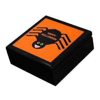 Halloween Black Spider Gift Box