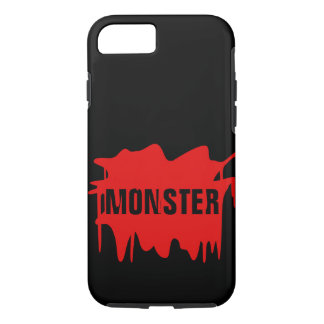 Halloween Blood Splat - Change Text! iPhone 7 Case