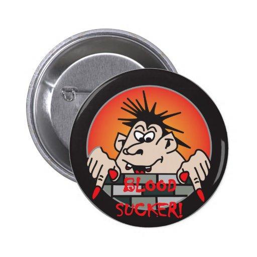Halloween Blood Sucker Vampire Pins
