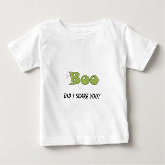 Halloween Boo Did I Scare You? (Green) Shirt