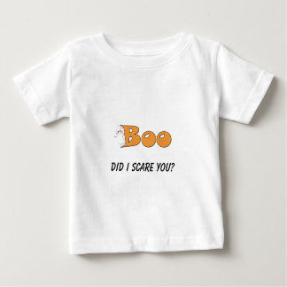 Halloween Boo, Did I Scare You? (Orange) Shirt