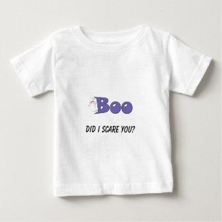 Halloween Boo Did I Scare You? (Purple) Shirt