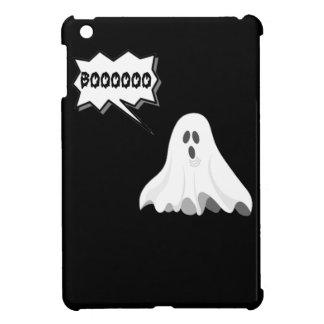 Halloween boo ghost iPad mini cover