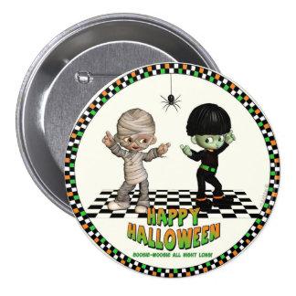 Halloween Boogie Woogie Button
