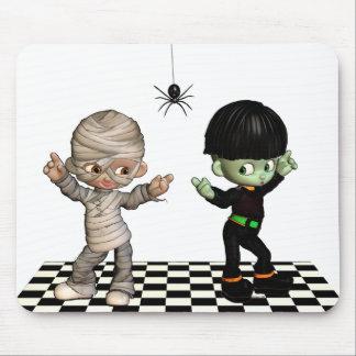 Halloween Boogie-woogie Halloween Mousepad