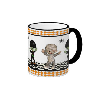Halloween Boogie-Woogie Halloween Mug